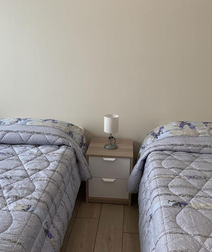 Camera doppia/matrimoniale Con bagno esterno (Milano Easy Style Room 2)