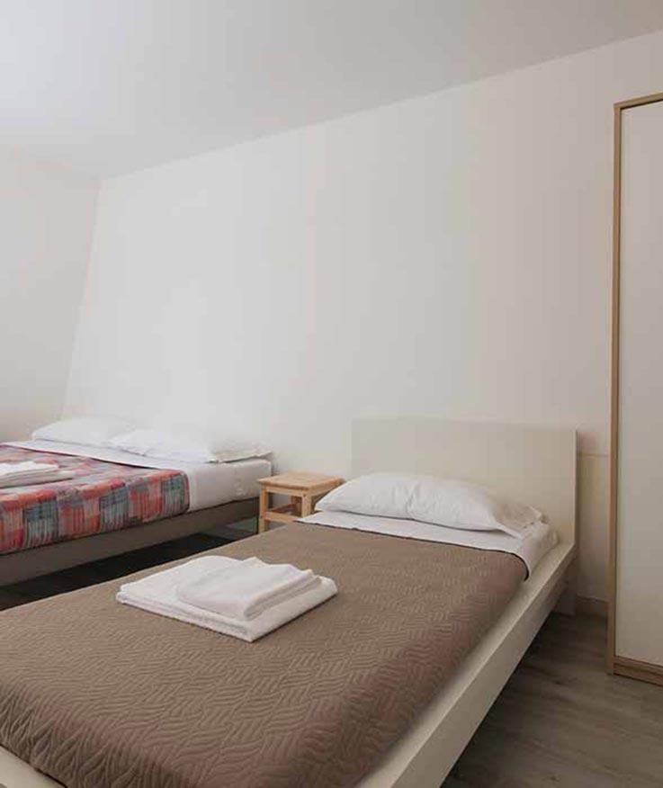 Double room (In villa)